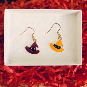 🎃 4 for $20 🆕 Witch Hat Purple & Orange